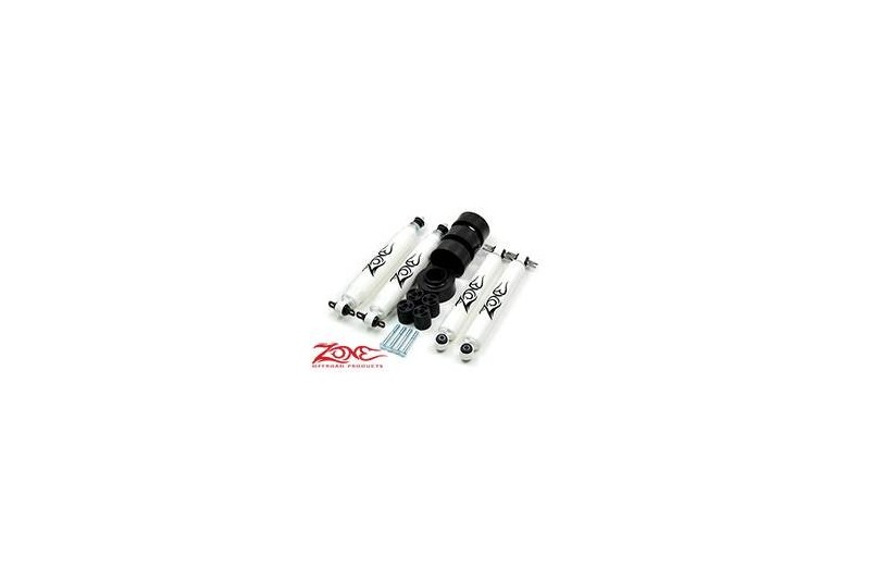 Wrangler TJ 2 Zone Lift Kit 97-06