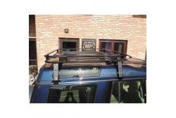 Krótki bagażnik dachowy do Land Rover Discovery I i...