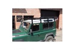 Bagażnik dachowy do Land Rover Defender 90