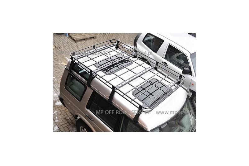Bagażnik dachowy do Land Rover Discovery I