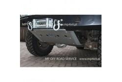 Osłona HD2 drążków przednich do Land Rover...