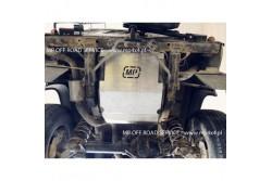 Osłona HD zbiornika paliwa do Defendera 110/130 od...