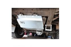 Osłona HD zbiornika paliwa do Land Rover Discovery II ocynkowana