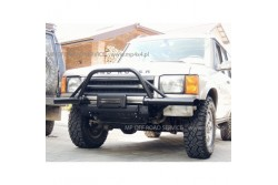 Zderzak rurowy przedni HD do Land Rover Discovery 2...