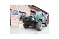 Zderzak przedni HD2 do Land Rover Defender z...