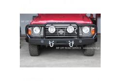 Zderzak przedni HD do Nissan Patrol Y60 z...