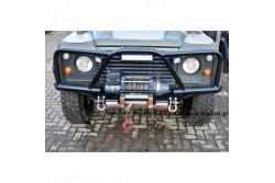 Zderzak rurowy przedni HD do Land Rover Defender...