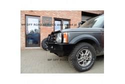 Zderzak przedni HD do Land Rover Discovery III i IV...