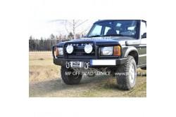 Zderzak przedni HD2 do Land Rover Discovery II z...
