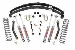 "4,5"" Rough Country Lift Kit zawieszenie - Jeep..."