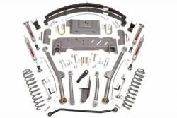 "6,5"" Long Arm Rough Country Lift Kit zawieszenie -..."