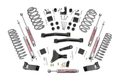4'' Rough Country Lift Kit zawieszenie - Jeep Grand...