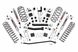 "4"" Rough Country Lift Kit Pro zawieszenie - Jeep..."