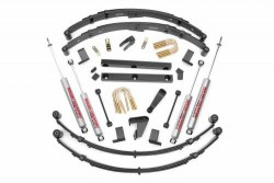 """4"""" Rough Country Lift Kit - Jeep Wrangler YJ"""