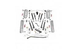 "6"" Rough Country X-Series Lift Kit - Jeep Wrangler TJ"