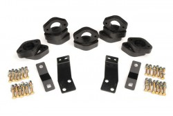 "1,25"" Body Lift Rough Country - Jeep Wrangler JK 2D..."