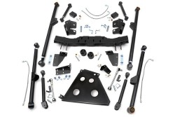 "4 - 6"" Long Arm Rough Country Upgrade Lift Kit -..."