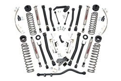 "6"" Rough Country X Series Lift Kit - Jeep Wrangler JK 2 drzwi"