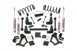 "4-5"" Rough Country Lift Kit - Toyota 4Runner 90-95"