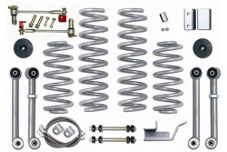 3.5'' Super-Flex Short Arm Lift Kit Rubicon Express...