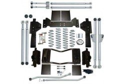 4.5'' Extreme-Duty Long Arm Lift Kit Rubicon...