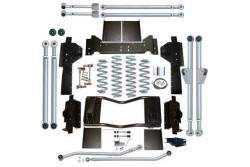 4.5'' Extreme-Duty Long Arm Lift Kit Rubicon Express - Jeep Grand Cherokee ZJ