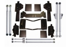 Extreme-Duty Long Arm Upgrade Kit Rubicon Express -...