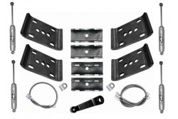 "5.5"" Spring Over Lift Kit Twin Tube Rubicon Express..."