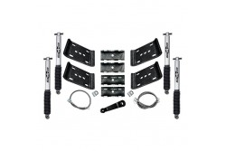 "5.5"" Spring Over Lift Kit Mono Tube Rubicon Express..."