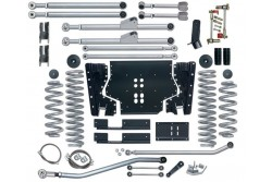 4.5'' Extreme Duty Long Arm Lift Kit Rubicon Express - Jeep Wrangler TJ 97-02