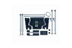 Long Arm Upgrade Lift Kit Rubicon Express - Jeep...