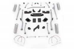 "3,5"" Extreme Duty Long Arm Lift Kit Radius RUBICON EXPRESS - Jeep Wrangler JK 2 drzwi"