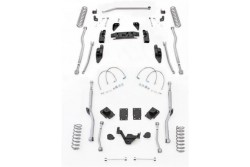 "3,5"" Extreme Duty Long Arm Lift Kit 4 Link Przód / Radius Tył RUBICON EXPRESS - Jeep Wrangler JK 2 drzwi"