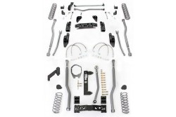 "4,5"" Long Arm Lift Kit 4 Link Przód / 3 Link Tył..."