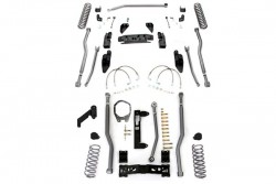 """4,5"""" Long Arm Lift Kit RUBICON EXPRESS - Jeep..."""