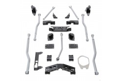 Long Arm Upgrade Lift Kit 4 Link Przód / 3 Link Tył RUBICON EXPRESS - Jepp Wrangler JK