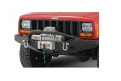 Bull Bar pałąk zderzaka przedniego Smittybilt XRC - Jeep Cherokee XJ