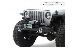 Zderzak przedni Classic Rock Crawler mocowanie szekli - Jeep Wrangler YJ