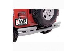 Zderzak tylny rurowy polerowany Smittybilt - Jeep...