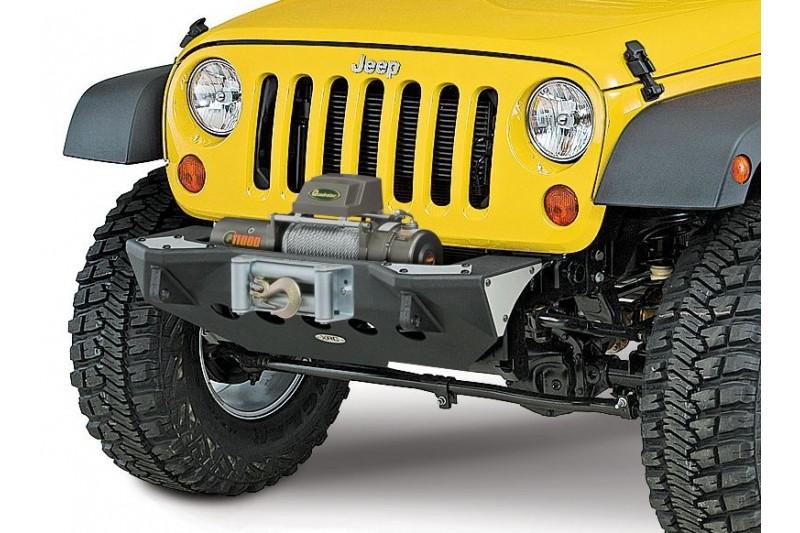 Zderzak przedni Smittybilt XRC M.O.D. - część środkowa - Jeep Wrangler JK
