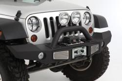 Zderzak przedni stalowy ATLAS Smittybilt - Jeep Wrangler JK