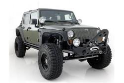 Zderzak przedni Stinger SMITTYBILT - Jeep Wrangler JK