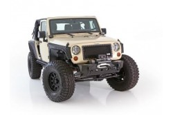 Grill maskownica przednia M1 SMITTYBILT - Jeep Wrangler JK