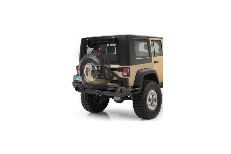 Zderzak tylny stalowy SMITTYBILT SRC Gen2 - Jeep Wrangler JK