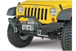Boczki krótkie zderzaka przedniego Smittybilt M.O.D. XRC - Jeep Wrangler JK