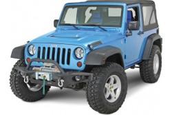 Boczki Crawler zderzaka przedniego Smittybilt M.O.D. XRC - Jeep Wrangler JK
