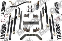 "7"" CLAYTON OFF ROAD Long Arm Lift Kit zawieszenie - Jeep Grand Cherokee ZJ"