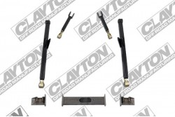 "4""- 8'' Clayton Offroad Long Arm Upgrade Lift Kit..."
