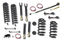 "4"" CLAYTON OFF ROAD Entry Level Lift Kit..."