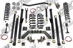 "4"" CLAYTON OFF ROAD Long Arm Lift Kit zawieszenie -..."